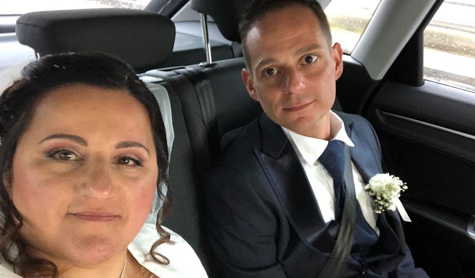 Il matrimonio di Fabrizio  e Giovanna  a Vercelli, Vercelli