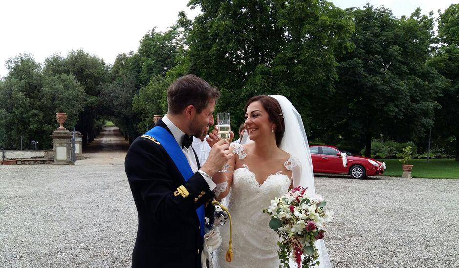 Il matrimonio di Gina e Emilio a Firenze, Firenze