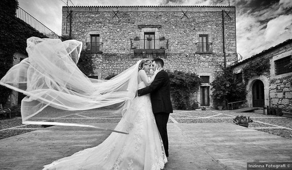 Il matrimonio di Angelo e Francesca a Resuttano, Caltanissetta