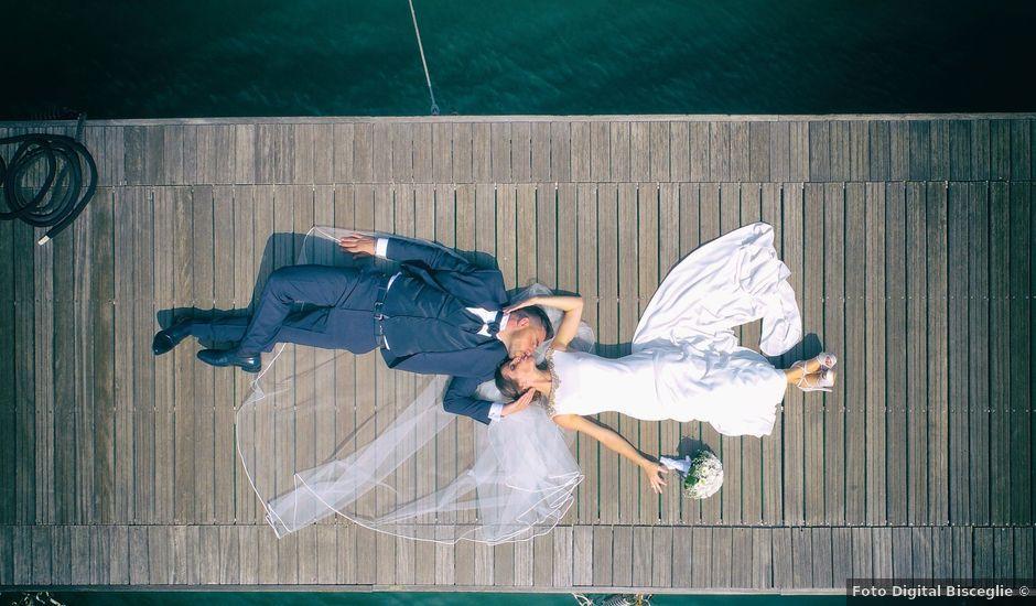 Il matrimonio di Mauro e Antonella a Bisceglie, Bari