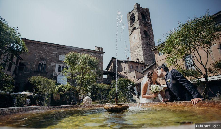 Il matrimonio di Sergio e Chiara a Bergamo, Bergamo