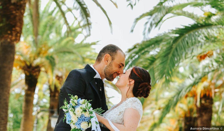 Il matrimonio di Valentina e Salvatore a Ragusa, Ragusa