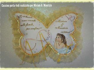 Le nozze di Miriam e Maurizio 1