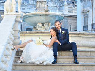 le nozze di Claudia e Gaspare 1