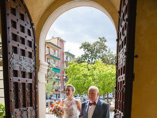 le nozze di Lubica e Alessandro 2