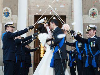 le nozze di Nicoletta e Paolo 1