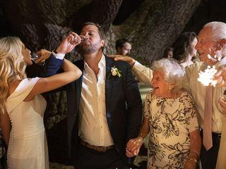 Le nozze di Nicola e Dane 3