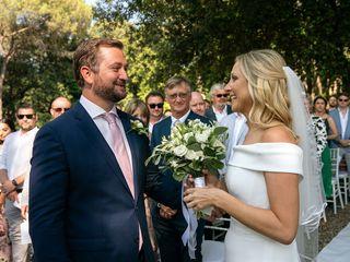 Le nozze di Nicola e Dan