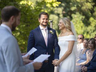 Le nozze di Nicola e Dane