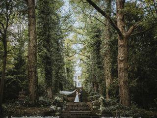 Le nozze di Martina e Marco 1