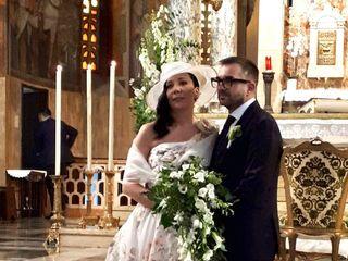Le nozze di Gloria e Alessandro  1
