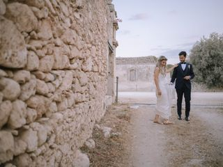 Le nozze di Mariateresa e Andrea