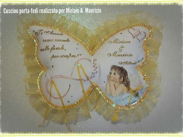Il matrimonio di Maurizio e Miriam a Santo Stefano Quisquina, Agrigento 1