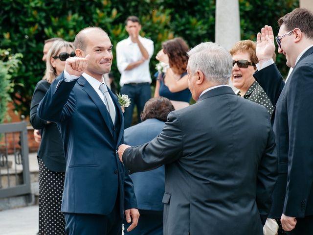 Il matrimonio di Andrea e Maria Giulia a Robecco sul Naviglio, Milano 3