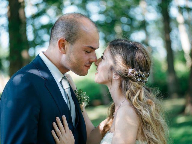 Il matrimonio di Andrea e Maria Giulia a Robecco sul Naviglio, Milano 7