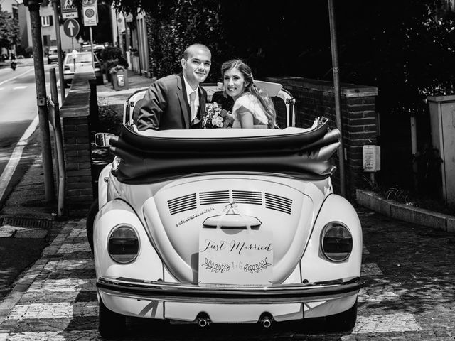 Il matrimonio di Andrea e Maria Giulia a Robecco sul Naviglio, Milano 9