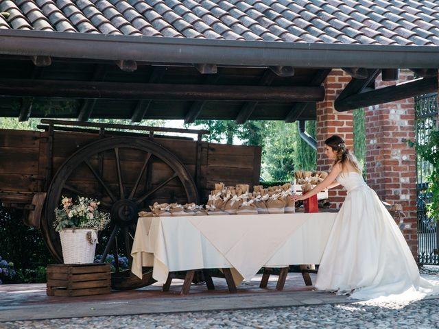 Il matrimonio di Andrea e Maria Giulia a Robecco sul Naviglio, Milano 10