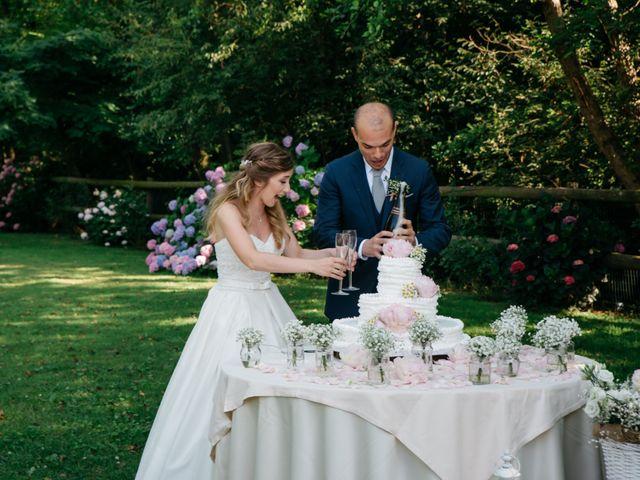 Le nozze di Maria Giulia e Andrea