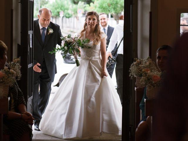 Il matrimonio di Andrea e Maria Giulia a Robecco sul Naviglio, Milano 13
