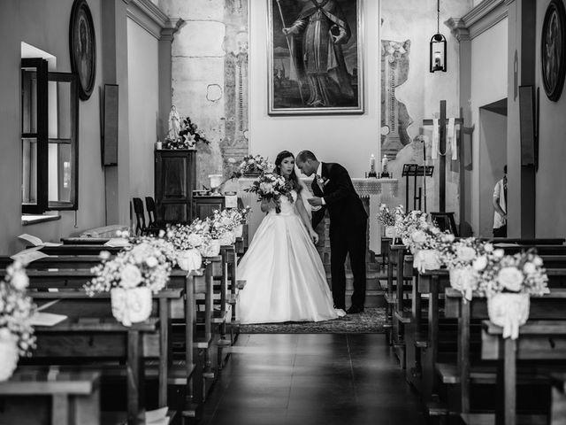 Il matrimonio di Andrea e Maria Giulia a Robecco sul Naviglio, Milano 14