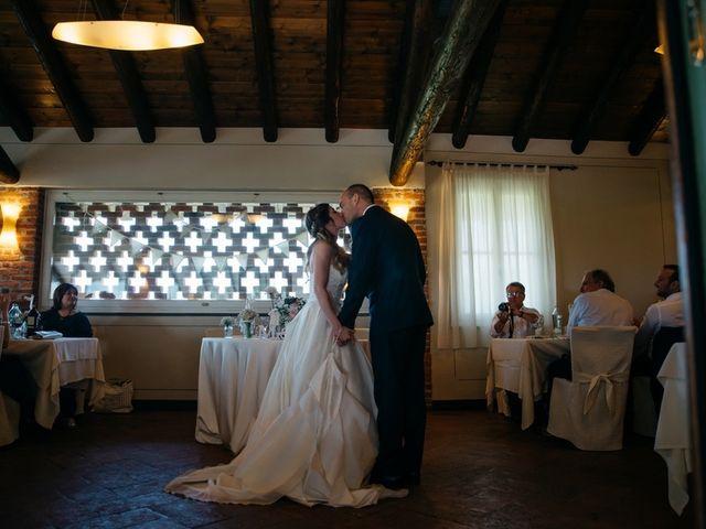 Il matrimonio di Andrea e Maria Giulia a Robecco sul Naviglio, Milano 16