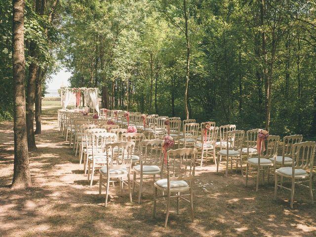 Il matrimonio di Simone e Alessandra a Medole, Mantova 15