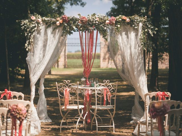 Il matrimonio di Simone e Alessandra a Medole, Mantova 17