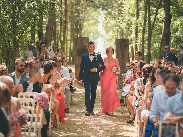 Il matrimonio di Simone e Alessandra a Medole, Mantova 27