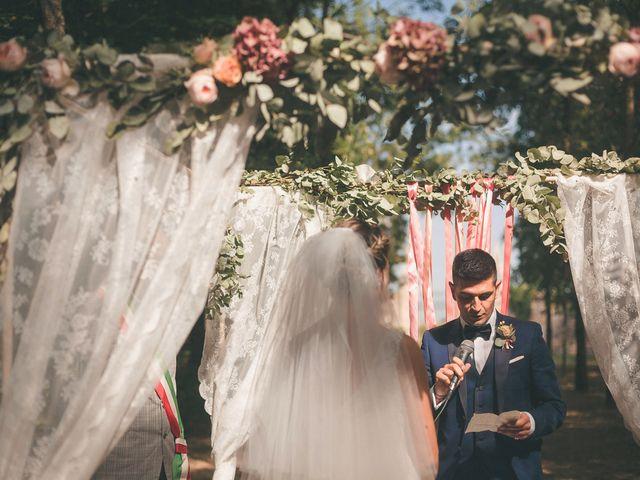 Il matrimonio di Simone e Alessandra a Medole, Mantova 32