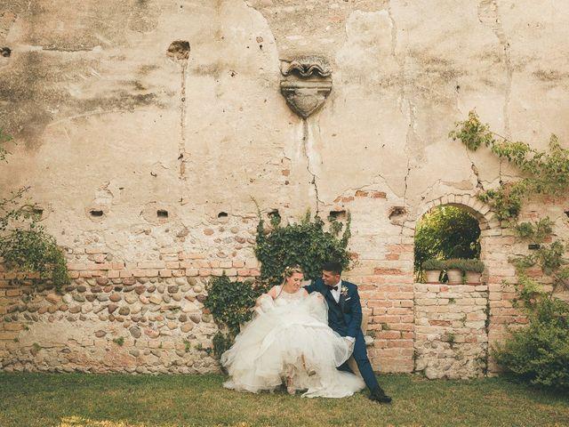 Il matrimonio di Simone e Alessandra a Medole, Mantova 42