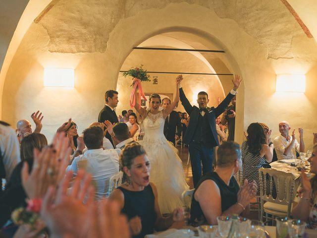 Il matrimonio di Simone e Alessandra a Medole, Mantova 54