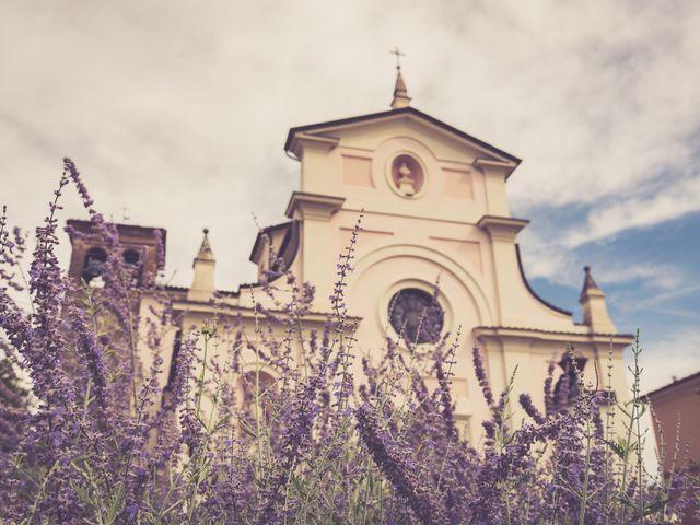 Il matrimonio di Stefano e Laura a Vigolzone, Piacenza 20