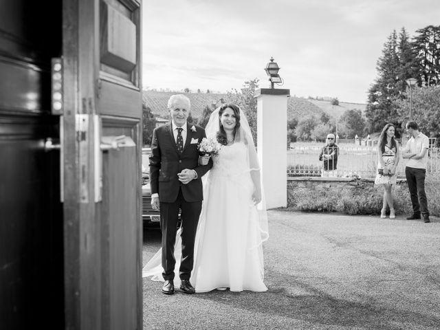 Il matrimonio di Stefano e Laura a Vigolzone, Piacenza 25