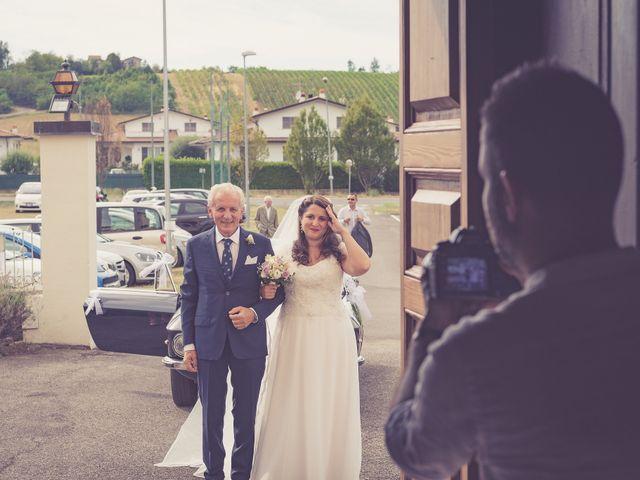 Il matrimonio di Stefano e Laura a Vigolzone, Piacenza 26