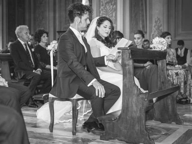 Il matrimonio di Stefano e Laura a Vigolzone, Piacenza 27