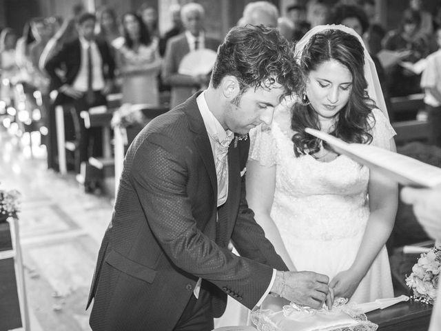 Il matrimonio di Stefano e Laura a Vigolzone, Piacenza 31