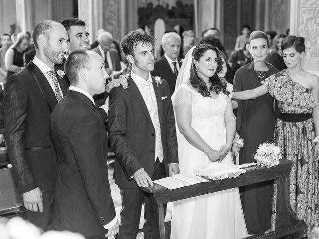 Il matrimonio di Stefano e Laura a Vigolzone, Piacenza 34