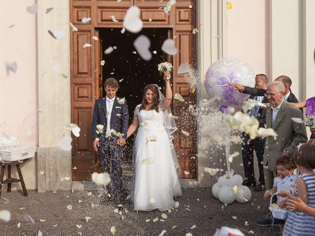 Il matrimonio di Stefano e Laura a Vigolzone, Piacenza 38