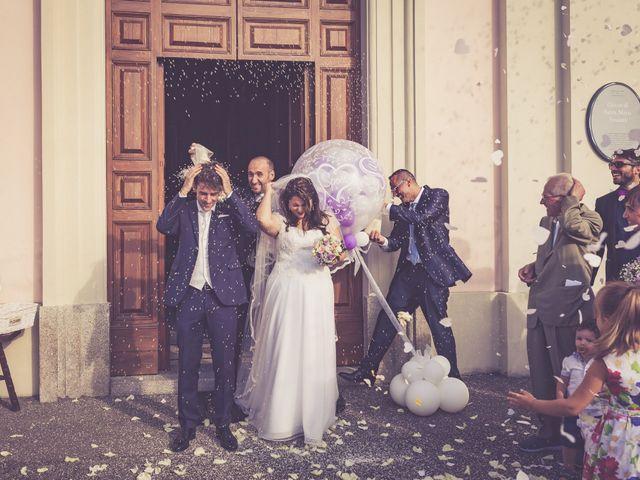 Il matrimonio di Stefano e Laura a Vigolzone, Piacenza 40