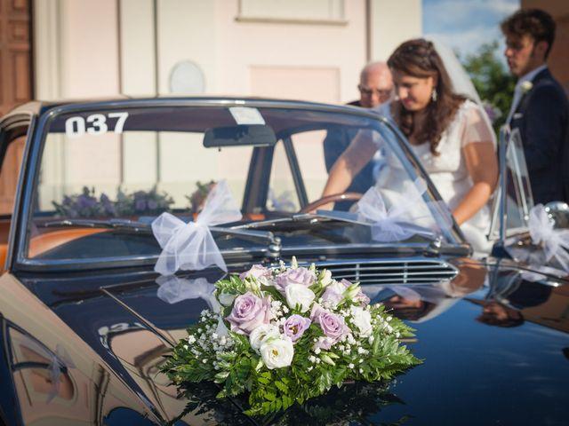 Il matrimonio di Stefano e Laura a Vigolzone, Piacenza 47