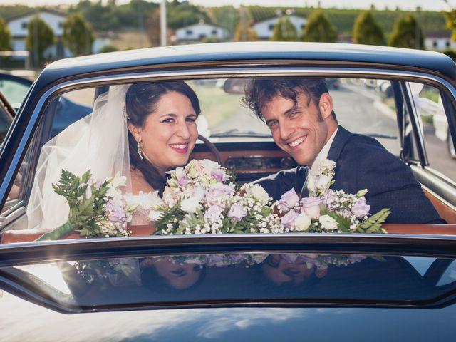 Il matrimonio di Stefano e Laura a Vigolzone, Piacenza 49