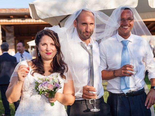 Il matrimonio di Stefano e Laura a Vigolzone, Piacenza 53