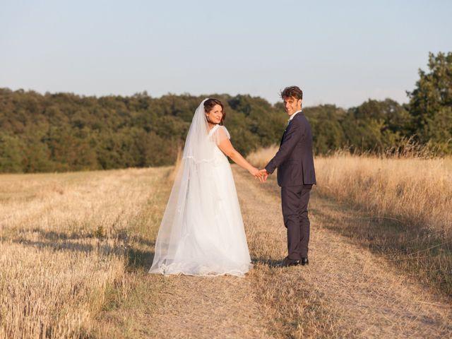 Il matrimonio di Stefano e Laura a Vigolzone, Piacenza 57