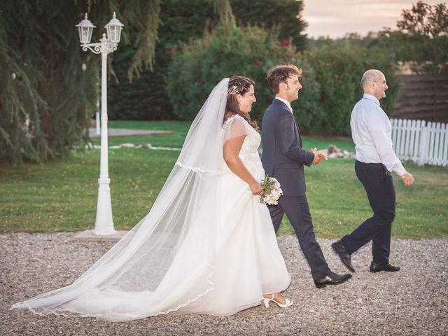 Il matrimonio di Stefano e Laura a Vigolzone, Piacenza 64