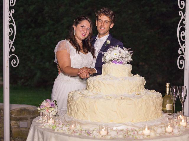 Il matrimonio di Stefano e Laura a Vigolzone, Piacenza 68