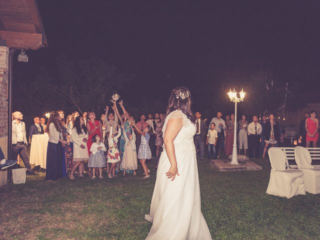 Il matrimonio di Stefano e Laura a Vigolzone, Piacenza 71