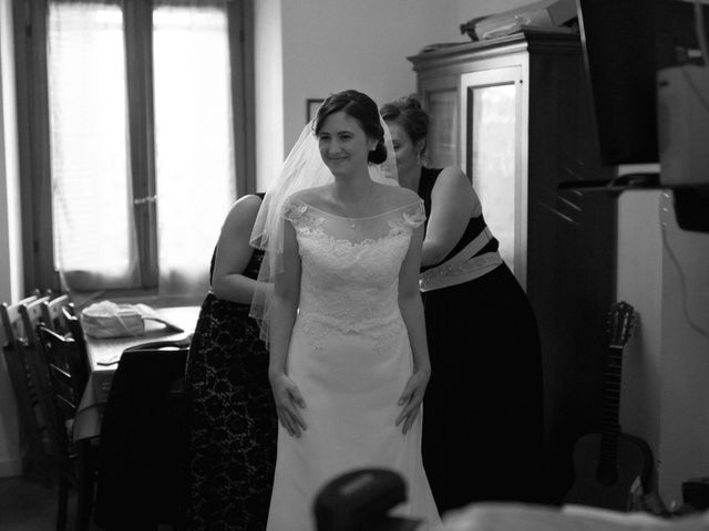 Il matrimonio di Marco e Francesca a Ceri, Roma 4