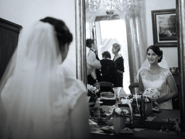 Il matrimonio di Marco e Francesca a Ceri, Roma 3