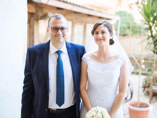 Il matrimonio di Marco e Francesca a Ceri, Roma 5