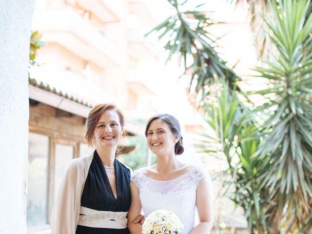 Il matrimonio di Marco e Francesca a Ceri, Roma 7